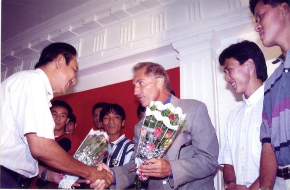 30 năm biên niên sử SEA Games - Kỳ 3: SEA Games 1995 - định danh bóng đá Việt - Ảnh 4.