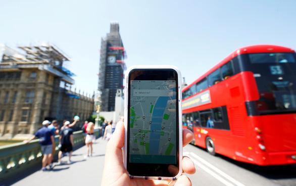 Uber mất giấp phép hoạt động tại London vì không an toàn - Ảnh 1.