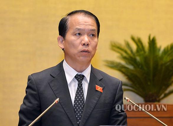 Ông Hoàng Thanh Tùng được bầu làm chủ nhiệm Ủy ban Pháp luật - Ảnh 1.