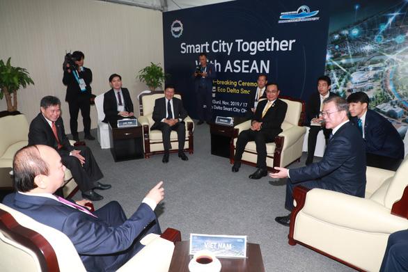 Hàn Quốc giới thiệu chính sách Hướng Nam 2.0, tìm cách thu hút ASEAN - Ảnh 1.