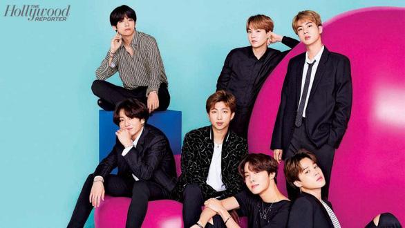 BTS được yêu thích nhất tại giải thưởng âm nhạc Mỹ AMA - Ảnh 1.