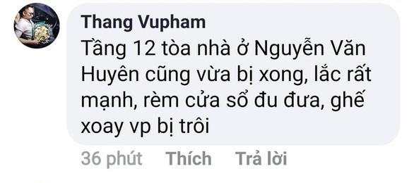 Động đất ở Cao Bằng, Hà Nội và nhiều nơi ở miền Bắc rung lắc - Ảnh 2.