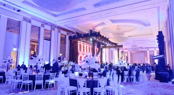 225 nghệ sĩ và nhân viên phục vụ đám cưới con gái tỉ phú Ấn Độ tại Đà Nẵng - Ảnh 3.