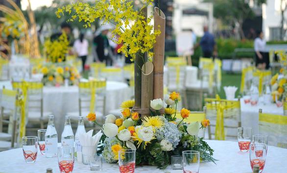 225 nghệ sĩ và nhân viên phục vụ đám cưới con gái tỉ phú Ấn Độ tại Đà Nẵng - Ảnh 4.