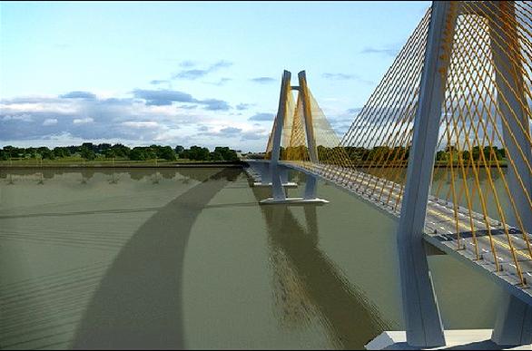 Giữa tháng 12-2019 khởi công đường dẫn cầu Mỹ Thuận 2 - Ảnh 2.