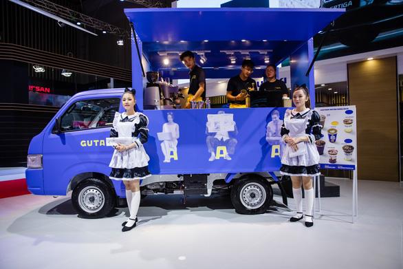 Mô hình kinh doanh độc đáo trên Suzuki Super Carry Pro - Ảnh 1.