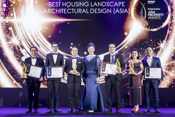 Verosa Park - Khang Điền được vinh danh tại Asia Property Awards 2019 - Ảnh 1.