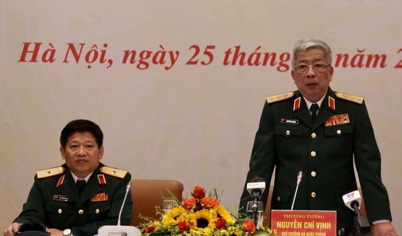 Việt Nam công bố Sách trắng Quốc phòng 2019 - Ảnh 2.