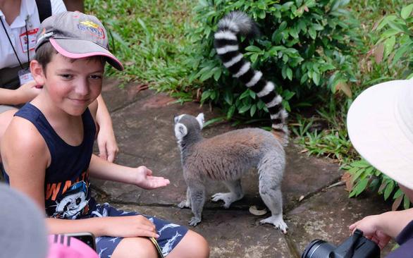Động vật hoang dã phải được nuôi trong môi trường hạnh phúc - Ảnh 1.