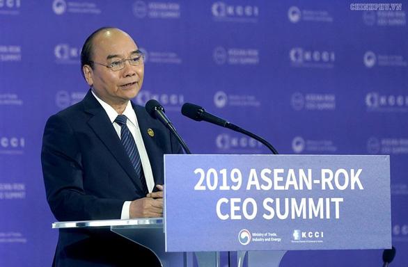ASEAN - Hàn Quốc cần thúc đẩy thương mại đa phương - Ảnh 1.