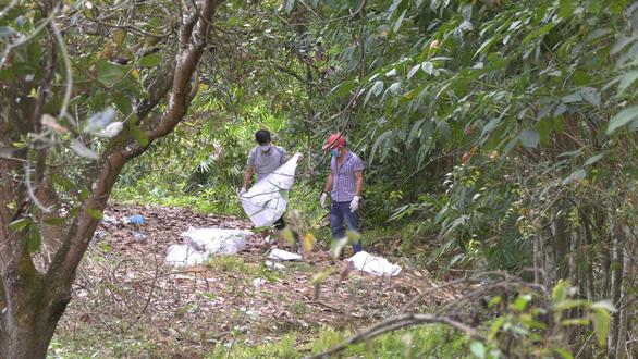 Hái rau phát hiện nửa thi thể: nạn nhân tên Nguyễn Văn Thiên, 32 tuổi - Ảnh 1.
