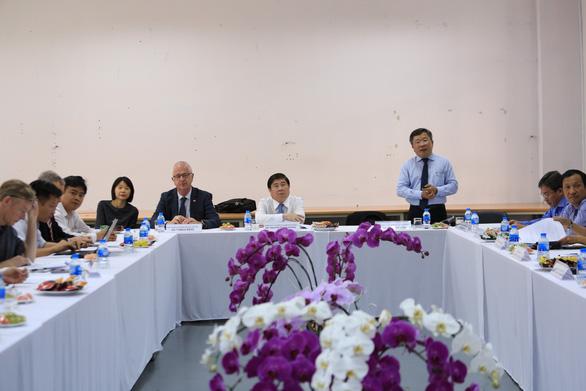 Trường Đại học Việt - Đức gần 3.200 tỉ sẽ hoạt động tháng 11-2020 - Ảnh 2.
