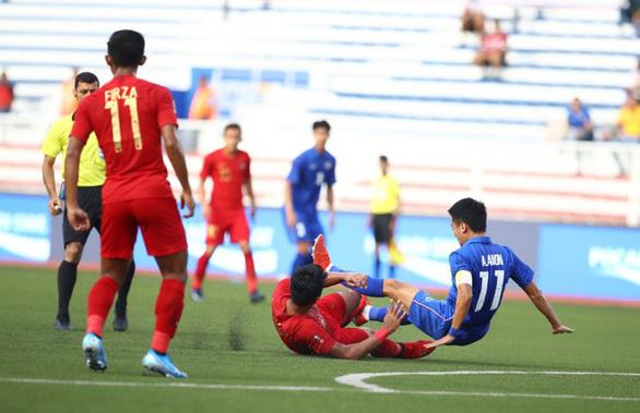U22 Thái Lan thua Indonesia 0-2 ở trận ra quân SEA Games 2019 - Ảnh 3.