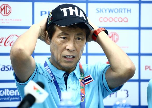 HLV Nishino: U22 Thái Lan bại trận do cầu thủ không có phong độ tốt - Ảnh 1.