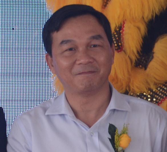 Giáng chức phó giám đốc Sở TN-MT Bình Thuận Lê Nguyễn Thanh Danh - Ảnh 1.