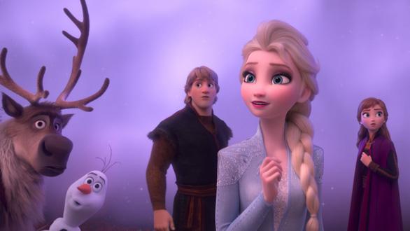 Frozen 2 vừa ra mắt đã phá nhiều kỷ lục phòng vé - Ảnh 3.