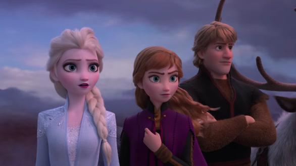 Frozen 2 vừa ra mắt đã phá nhiều kỷ lục phòng vé - Ảnh 1.