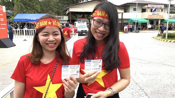 Vé xem trận U22 Việt Nam - U22 Thái Lan đã bán hết sạch - Ảnh 2.