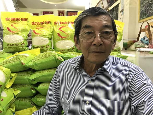 Gạo đội lốt gạo ngon nhất thế giới ST25 tràn ngập thị trường - Ảnh 2.