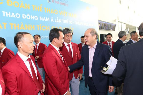 Đoàn Thể thao Việt Nam lên đường tranh tài tại SEA Games 30 - Ảnh 2.