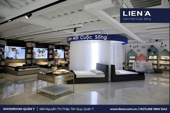 Liên Á sáng tạo trải nghiệm mới với Flagship store tại con đường nệm - Ảnh 2.