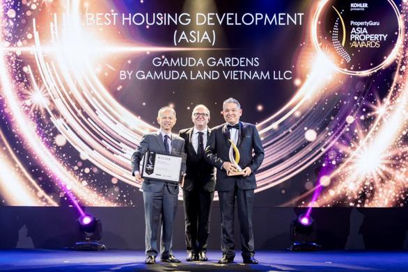 Gamuda Gardens được vinh danh Best Housing Development tại Asia Property Awards 2019 - Ảnh 1.