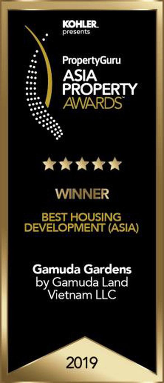 Gamuda Gardens được vinh danh Best Housing Development tại Asia Property Awards 2019 - Ảnh 4.