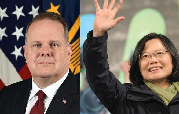 Quan chức cấp cao Mỹ bí mật thăm Đài Loan lần đầu trong 40 năm - Ảnh 1.
