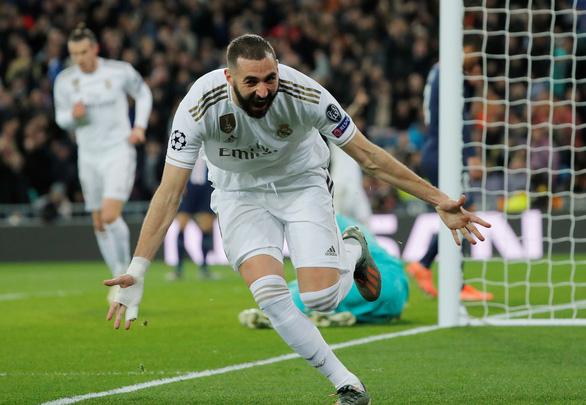Real Madrid đánh mất chiến thắng dù dẫn trước PSG 2-0 - Ảnh 2.