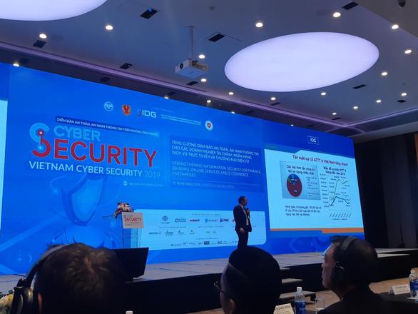 Việt Nam đứng thứ 2 thế giới về nhiễm mã độc - Ảnh 1.
