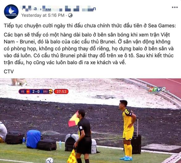 Góp ý Ban tổ chức SEA Games 2019 nhưng đừng bịa đặt để câu like - Ảnh 3.