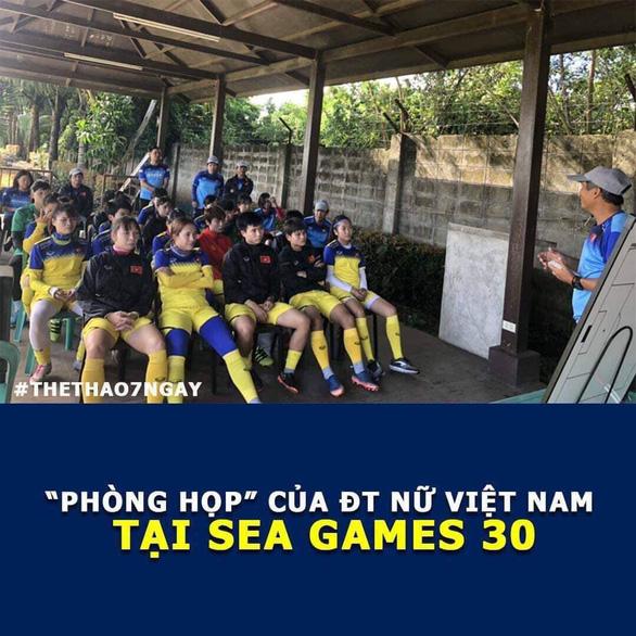 Góp ý Ban tổ chức SEA Games 2019 nhưng đừng bịa đặt để câu like - Ảnh 1.