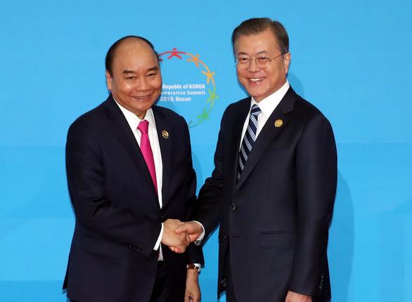Hàn Quốc - ASEAN thúc đẩy kết nối khu vực - Ảnh 1.