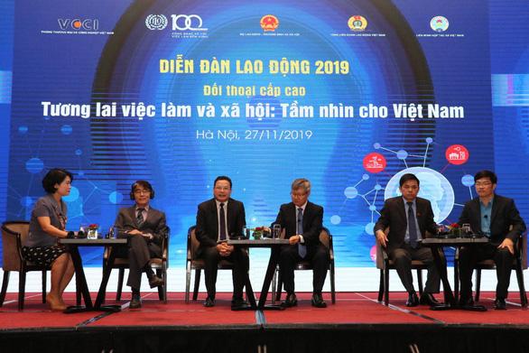 Việt Nam đang có lựa chọn đúng cho tương lai việc làm - Ảnh 2.