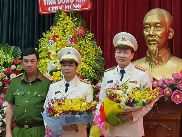 Đại tá Vũ Hồng Văn làm giám đốc Công an tỉnh Đồng Nai - Ảnh 3.