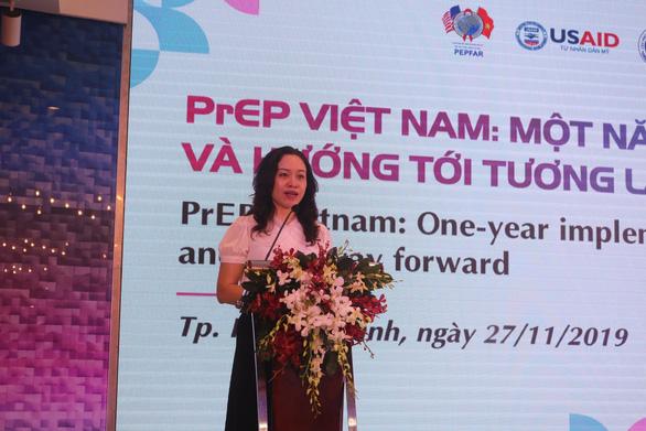 Thuốc dự phòng trước phơi nhiễm HIV - PrEP sẽ có mặt tại 15 tỉnh thành mới - Ảnh 1.