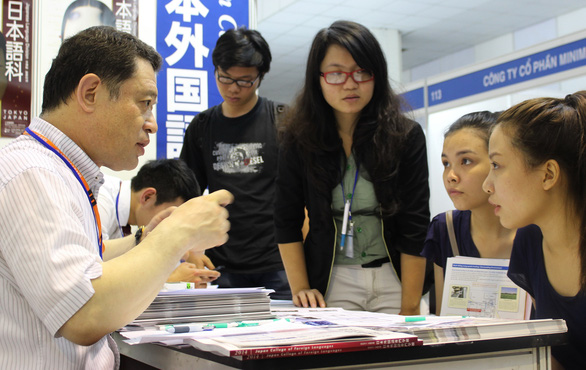 Đại sứ quán Nhật Bản đình chỉ đại diện xin visa của 36 công ty tư vấn du học - Ảnh 2.