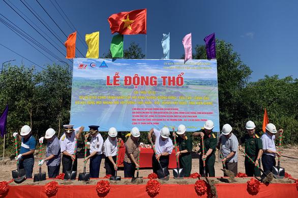 920 tỉ đồng làm đường trên đảo Phú Quốc - Ảnh 1.