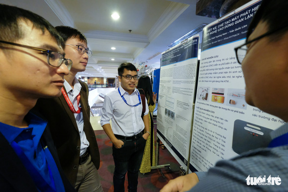 Chính thức khai mạc Diễn đàn Trí thức trẻ Việt Nam toàn cầu lần thứ hai - Ảnh 5.