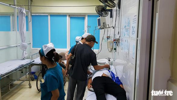 Hai SV nhập viện sau khi bị tạm giữ vì ẩu đả, công an báo cáo không đánh - Ảnh 1.