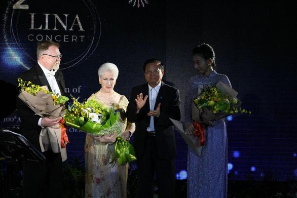 Nữ nam tước nhà Rothschild hát opera 'Không còn mùa thu tại TP.HCM - Ảnh 4.