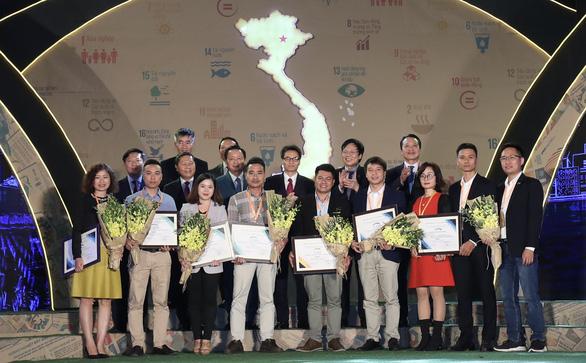 Báo Tuổi Trẻ đạt giải nhất giải báo chí viết về doanh nghiệp phát triển bền vững - Ảnh 3.