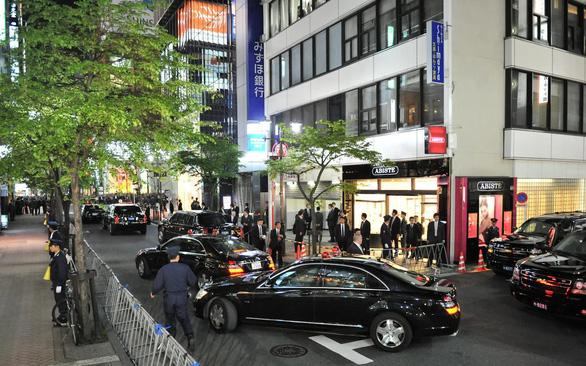 Nhà hàng sushi nổi tiếng nhất của Nhật bị loại khỏi Michelin Guide - Ảnh 2.