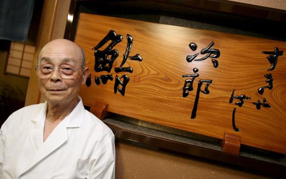 Nhà hàng sushi nổi tiếng nhất của Nhật bị loại khỏi Michelin Guide - Ảnh 1.