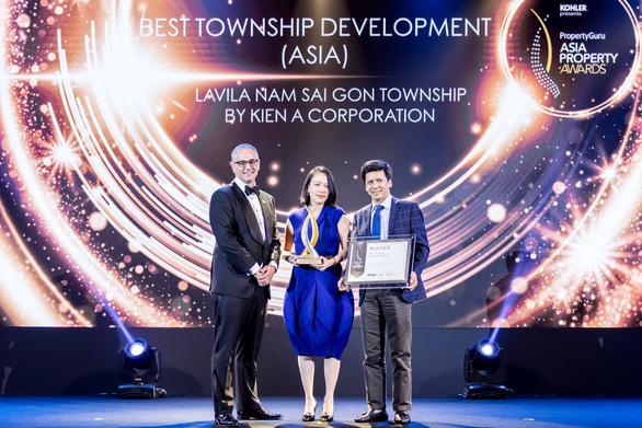 Kiến Á được vinh danh Best of the best tại Asia Property Awards 2019 - Ảnh 1.