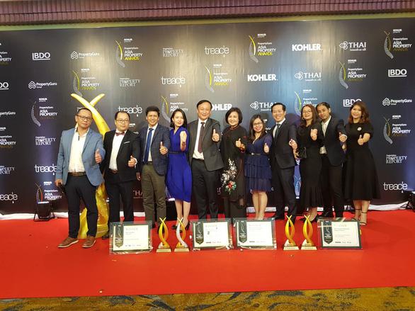 Kiến Á được vinh danh Best of the best tại Asia Property Awards 2019 - Ảnh 2.