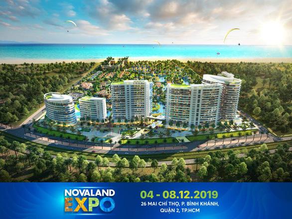 Nhiều người khổng lồ tham gia Novaland Expo tháng 12-2019 - Ảnh 2.