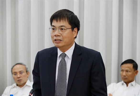 Ông Tô Mạnh Cường làm tổng giám đốc MobiFone - Ảnh 1.