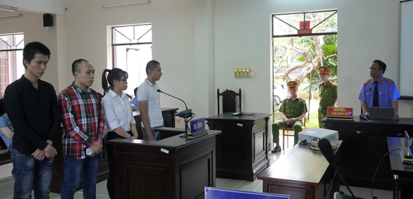 Vụ Alibaba: Nguyễn Huỳnh Tú Trinh bị đề nghị mức án đến 5 năm 6 tháng tù. - Ảnh 2.