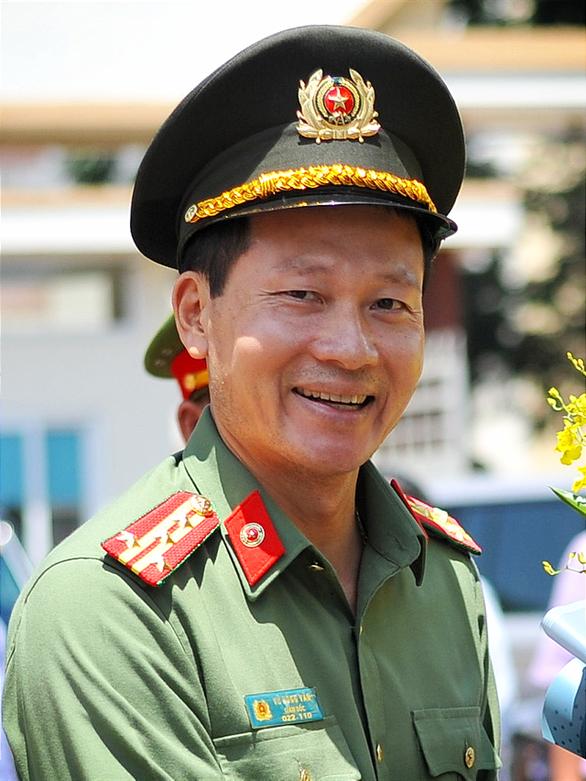 Đại tá Vũ Hồng Văn làm giám đốc Công an tỉnh Đồng Nai - Ảnh 1.